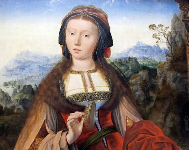 Namensbedeutung Magdalena